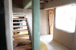 cabana 2 escalera
