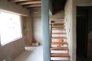 cabana 3 escalera